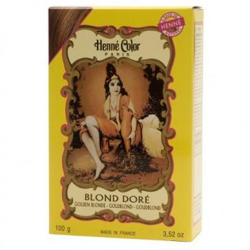 Coloration en poudre Blond Doré 100g
