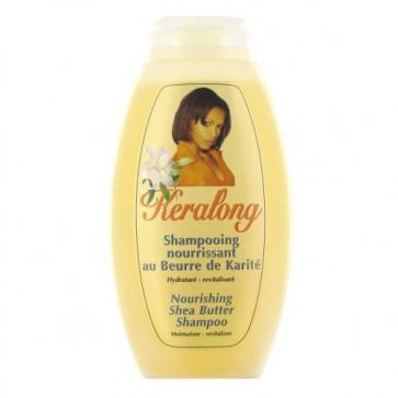 Shampooing Nourrissant au Beurre de Karité Cheveux Desséchés et Abîmés 250ml