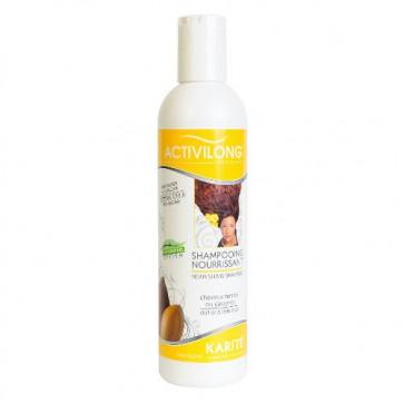 Shampooing Nourrissant Cheveux Ternes ou Cassants au Karité 250ml