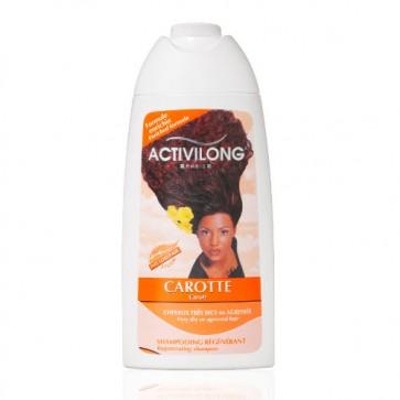 Shampooing Régénérant Cheveux Très Secs ou Agressés à la Carotte 250ml