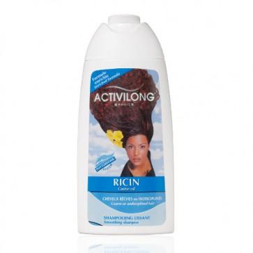 Shampooing Lissant Cheveux Rêches ou Indisciplinés au Ricin 250ml
