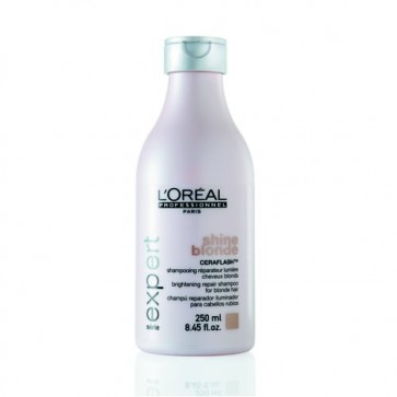 Shampooing Réparateur Cheveux Blonds SHINE BLONDE 250ml