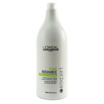 Shampooing Purifiant Cheveux Normaux à Gras PURE RESOURCE 1500ml