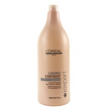 Shampooing Eclat des Cheveux Méchés LUMINO CONTRAST 1500ml