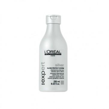 Shampooing Eclat Cheveux Gris et Blancs SILVER 250ml