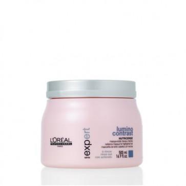 Masque-Eclat Cheveux Méchés LUMINO CONTRAST 500ml