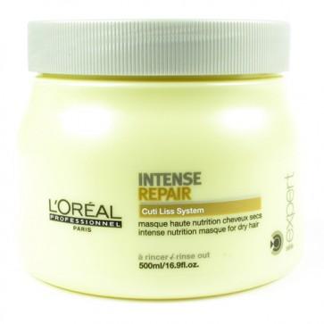 Masque Haute Nutrition Cheveux Secs INTENSE REPAIR 500ml