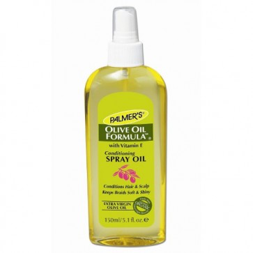 Spray à l'Huile d'Olive Vierge Extra et à la Vitamine E 150ml