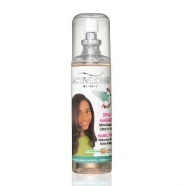 Spray Magique Ultra-lissant Ultra-brillant à l'Amande Douce Enfants 125ml
