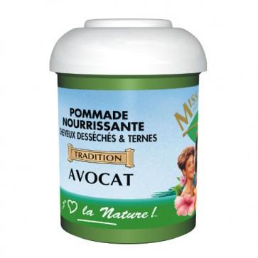 Pommade Nourrissante Cheveux Desséchés & Ternes 125ml