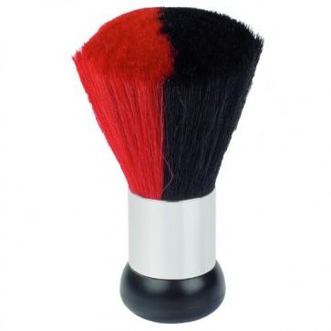 Balais à Cou sur Pied Support Rouge & Noir