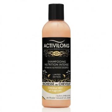 Shampooing Nutrition Intense Cheveux Secs aux Huiles Précieuses de Rosier Muscat et Jojoba 200ml