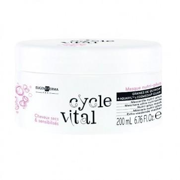 Masque Nutri-plus Cheveux Secs & Sensibilisés 200ml 0014453