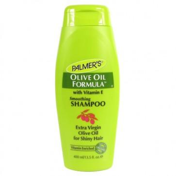 Shampooing Lissant à l'Huile d'Olive Extra Vierge Bio et à la Vitamine E 400ml