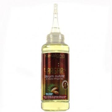 Sérum nutritif à l'Huile d'Argan Bio pour Cheveux Frisés et Crépus 250ml