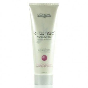 Crème de Lissage pour Cheveux Naturels Résistants 250ml