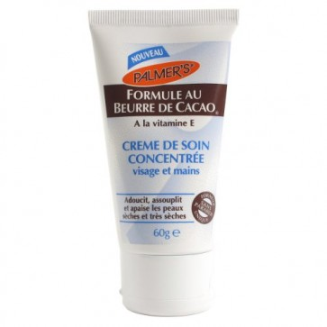 Crème de Soin Concentrée Visage et Mains au Beurre de Cacao 60g