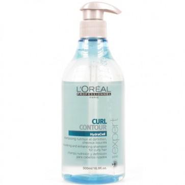Shampooing Nutrition et Définition pour Cheveux Bouclés CURL CONTOUR 500ml
