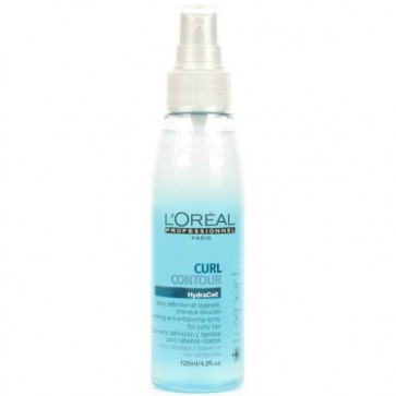 Spray Définition et Légèreté pour Cheveux Bouclés CURL CONTOUR 125ml