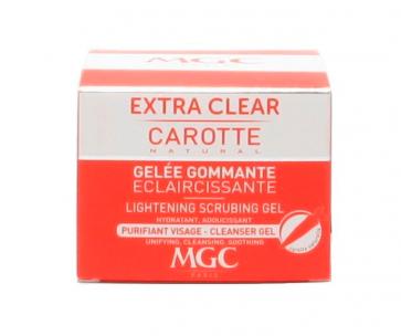 MGC Gelée Gommante EXTRA CLEAR CAROTTE  50ml