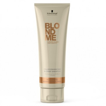 Shampooing BlondMe Blond Caramel 250ml