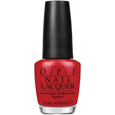 Vernis à ongles OPI Red Hot Rio 15ml