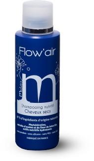 Shampoing nutritif Cheveux Secs Flow'air 200mL