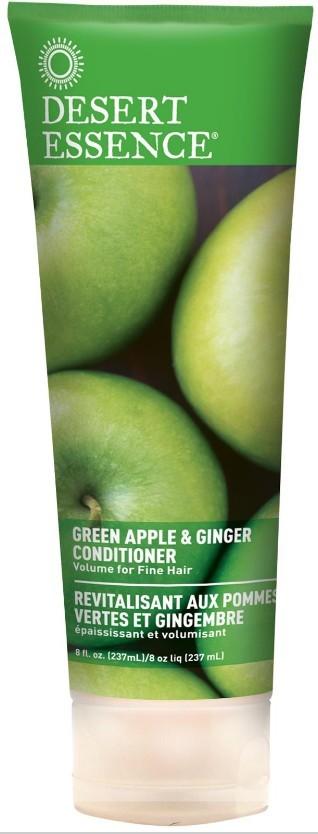 Après-Shampoing Pomme verte et au Gingembre 237ml