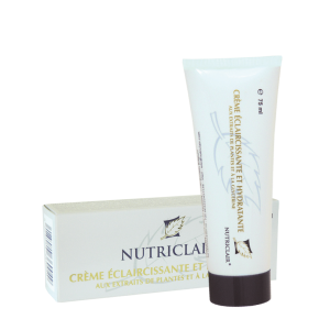 NUTRICLAIR CREME ECLAIRCISSANTE 75G