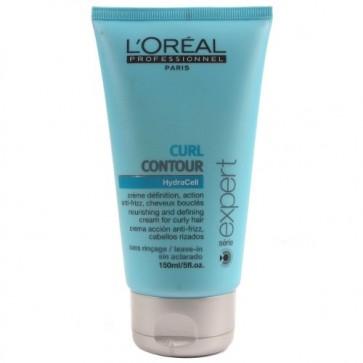 Crème Définition Anti-Frizz pour Cheveux Bouclés 250ml