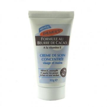 Crème de Soin Concentrée pour Visage et Mains au Beurre de Cacao 30g