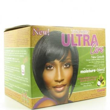 Kit Défrisant Coiffant pour les Repousses Cheveux Epais