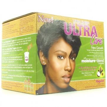 Kit Défrisant Coiffant pour les Repousses Cheveux Normaux