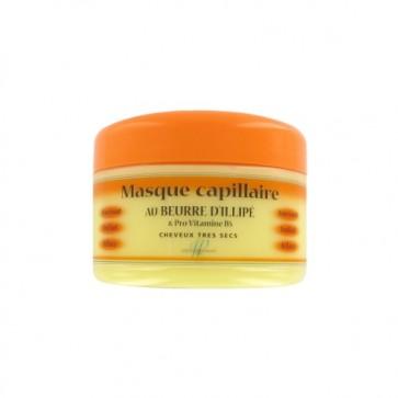 Masque Capillaire au Beurre d'Illipé & Provitamine B5 500ml