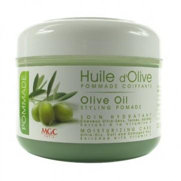 Pommade Coiffante à l'Huile d'Olive 200ml