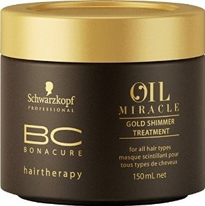 Masque scintillant BC Oil Miracle 150mL