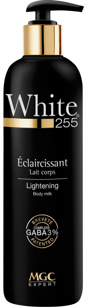 WHITE 255 LAIT CORPS ECL 500 ml