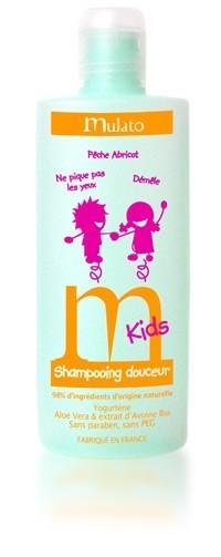 Shampooing douceur naturelle Enfant 200ML