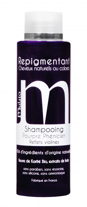 Shampooing Repigmentant Pourpre Phénicien Reflets Violine  200ML