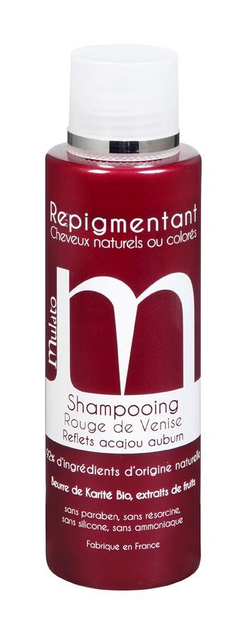 Shampooing Repigmentant Rouge de Venise Reflets Acajou 200ML