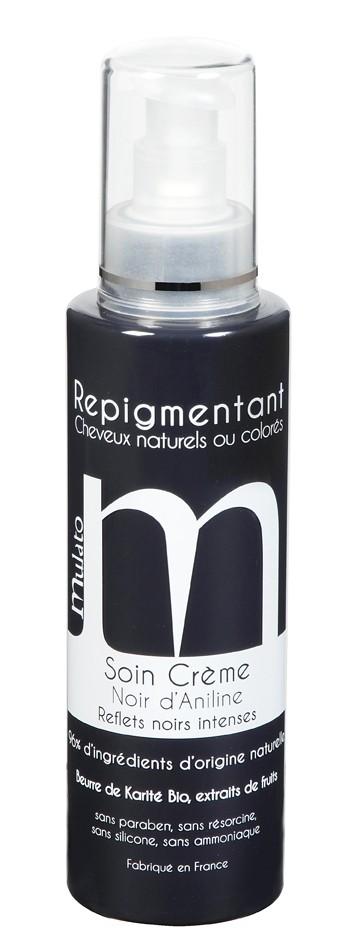 Soin Repigmentant Noir Aniline Reflets Noir Inrtense 200ML