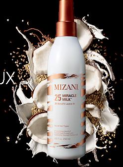 25 Miracle Milk by Mizani