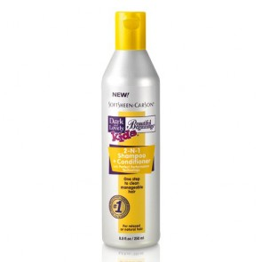 Shampooing + Soin 2-en-1 250ml