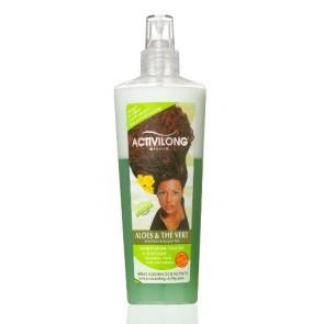 Spray Sublimateur Nutritif Hydratation Volume et Souplesse à l'Aloes & Thé Vert 240ml
