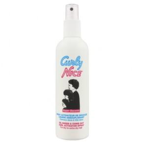 Spray Activateur de Boucles Cheveux Secs à Très Secs 250ml