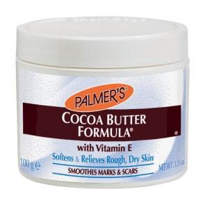 Crème de Soin au Beurre de Cacao et à la Vitamine E 100g