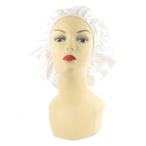 Bonnet Douche Blanc