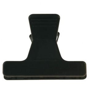 Pinces Sépare-Mèches Noires 55mm x12