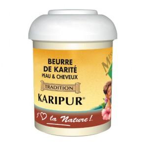 Beurre de Karité Peau et Cheveux 125ml