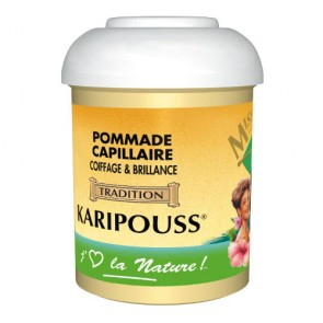 Pommade Capillaire Coiffage et Brillance 125ml